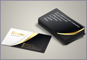 Persona Business card
