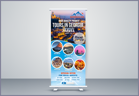 Tour Stand banner